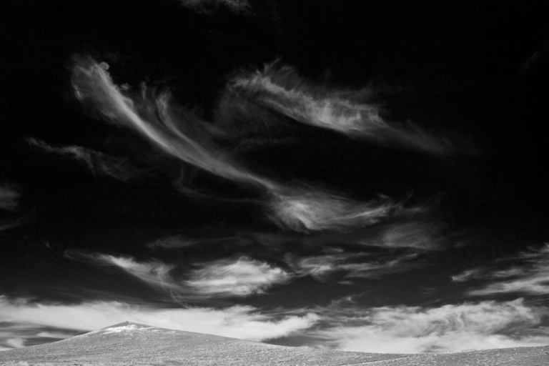 Loneliest Highway 050 - BW