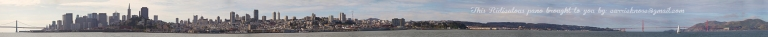 Ridiculous SF Panoramic
